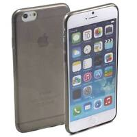 APPLE iPHONE 6 GREY ULTRA THIN SOFT CASE: TPU 4.7 PROTECTION SLIM COVER M40