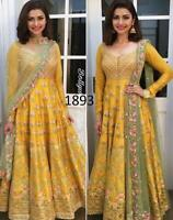 Indian anarkali salwar kameez suits designer ethnic pakistani partydress eid new