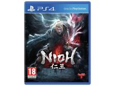 Nioh Sony Playstation PS4 Game 18+ Years