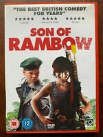 Son Of Rambow DVD 2007 Commedia Britannica Rambo Film