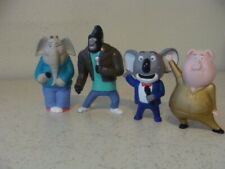 McDonalds **SING** Happy Meal Characters SEEN HERE