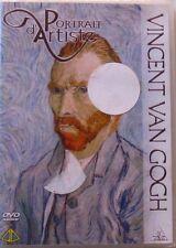 DVD VINCENT VAN GOGH - PORTRAIT D'ARTISTE -  NEUF
