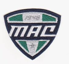 MAC FOOTBALL JERSEY PATCH  MID AMERICAN CONFERENCE TEAM LOGO JERSEY PATCH