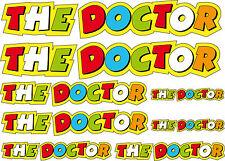 Pegatinas adhesivos El Médico Rossi