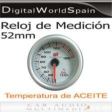 RELOJ DE MEDICION TEMPERATURA DE ACEITE PARA SALPICADERO DIAMETRO 52mm