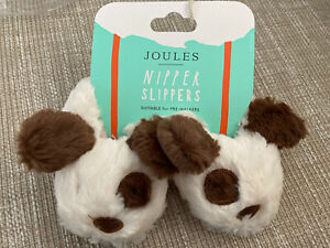 Joules nipper slippers 0-6 months- BNWT