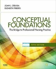 Conceptual Foundations: The Bridge to Professional Nursing Practice, 5e by Fribe