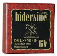 Hidersine Violin Deluxe Rosin 6V - Kolophonium für Violine / Viola