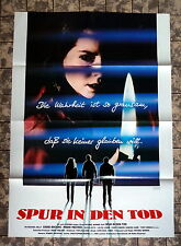 SPUR IN DEN TOD / SCREAM FOR HELP * A1-Filmposter EA - Ger 1-Sheet USA 1983