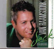 Jack Van Raamsdonk-Zon Fijn Gevoel cd single