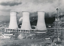 PIOMBINO c. 1950 - Larderello Centrale N°2  Gaz Naturel Italie  - Div 7756