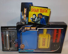 STAR TREK : TRAVEL SET, WALLET, KEY RING & BODY SPRAY SET (TK) & (SC)