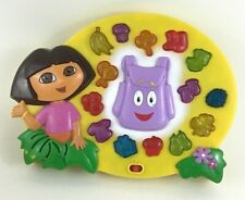 Dora The Explorer Electronic Learning Game Find It Two Ways Backpack 2002 Mattel