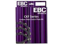 adatta KAWASAKI ZX6 R (ZX 636 FES / EEF / EFF/ EGF / EHF - Non 13>17 EBC CARBON