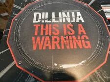 "Dillinja  ‎– This Is A Warning / Super DJ 12"" USED 2003 Valve‎"