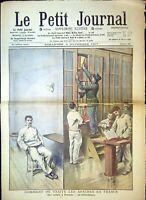 Le Petit Journal N°885 du 3/11/1907 Comment ont traite les apaches en France