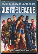 Justice League - Dc Comics (Dvd, 2018) Gal Gadot, Ben Affleck, Ezra Miller
