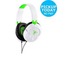 Turtle Beach Recon 50X Xbox One, PS4, PC Headset - White