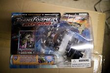 Transformers Armada Nemesis Prime w/ Run-Over mini-con MOSC Free Shipping