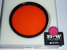 B+W   Orange Filter  041   E60  60mm