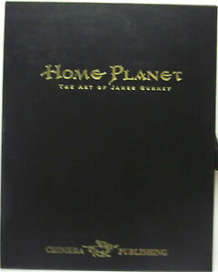 James Gurney - Home Planet - Signed+Numbered Portfolio