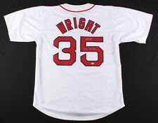 "Steven Wright Signed Red Sox Jersey Inscribed ""2016 All Star"" (Hollywood COA )"