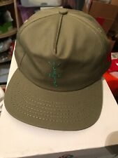 Travis Scott Cactus Jack Nike Jordan Highest Hat Olive Green Cap