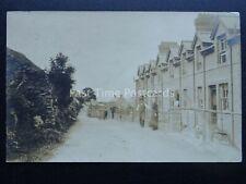 More details for fairbourne friog people & terrace cottages c1908 rp postcard by longmore mavius