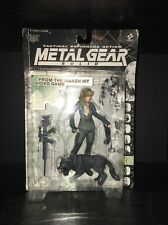 "METAL GEAR SOLID SNIPER WOLF 6"" ACTION FIGURE McFARLANE 1999"