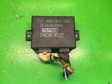 AUDI A6 C5 PDC PARKING SENSOR CONTROL MODULE ECU 4B0919283