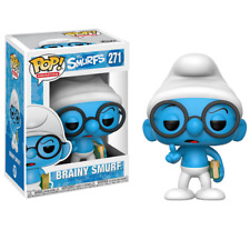 Smurfs - Brainy Smurf Pop Vinyl - FunKo