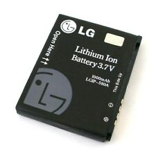 Authentic 1000mAh Li-ion LG OEM BATTERY LGIP-580A