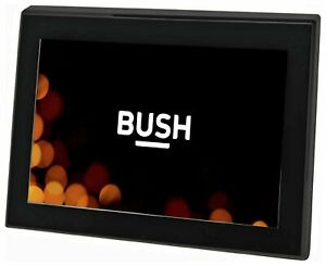 Bush Digital Photo Frame 7 Inch - Black