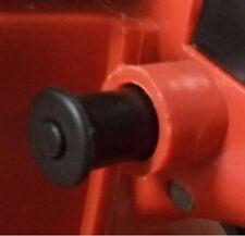 Blocco della valvola a farfalla sul pin per motosega mt-9999 45CC 52CC 53cc 58cc 5800 Bloccaggio