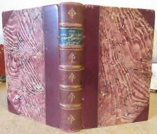 CHARLES HINDLEY THE LIFE AND TIMES OF JAMES CATNACH 230 WOOD-CUTS 9 colors 1878