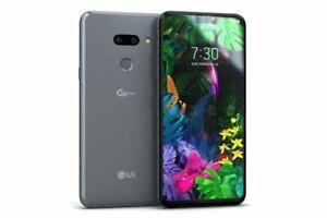 LG G8 ThinQ - 128GB - Platinum Gray (Verizon & Unlocked)