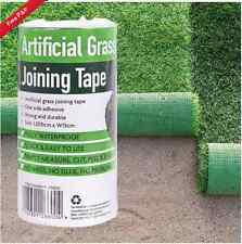 Artificial Fake Grass Tape Joining Self Adhesive Fixing Fake Astro Turf 5m
