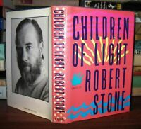 Stone, Robert CHILDREN OF LIGHT  1st Edition 1st Printing