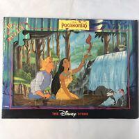 Pocahontas 15 Piece Jigsaw Puzzle Disney Store Vintage Clementoni