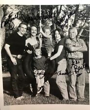 JEFF FOXWORTHY SHOW CAST Signed 8x10 Photo Autographed Auto Picture