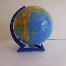 Puzzle 3D globe Mappemonde globe earth map art déco design XXe PN France