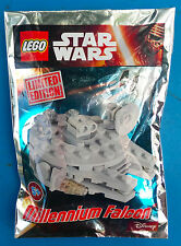 LEGO SET POLYBAG FIGURINE MINIFIG NEUF LE FAUCON MILLENIUM FALCON star wars