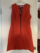 Red Cue Dress 12