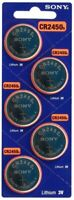 5x Sony Car Key Fob Remote Batteries Sony CR2025 3v Lithium Battery Coin Cell