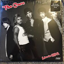 The Cars - Live In USA, 1986 2 X 180g Vinyl Lp - NEW AND SEALED