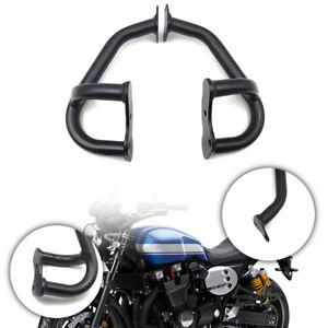 Engine Guard Highway Crash Bar Protection Side Bumper for Yamaha XJR 1200 Custom