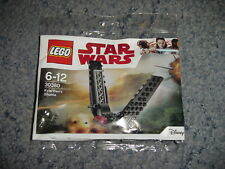 Star Wars Lego Kylo Ren's Shuttle mini polybag 30380 NEW SEALED 2018