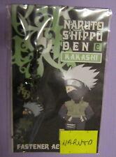 Naruto Shippuden Fastner mascotte da appendere - Kakashi RARE