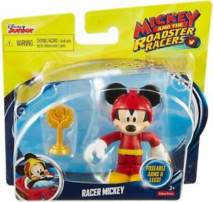 Mickey and the Roadster Racers - RACER MICKEY! - Brand new in box