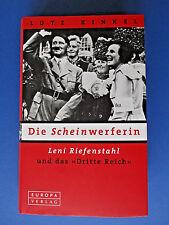 """Die Scheinwerferin, Lutz Kinkel - Leni Riefenstahl und das """"Dritte Reich"""""""